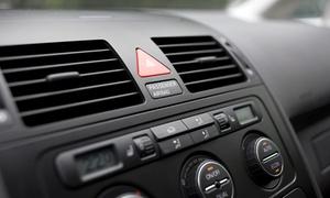 Auto Kompleks: Ozonowanie (19,99 zł) z przeglądem klimatyzacji i nabiciem czynnika (od 49,99 zł) w Auto Kompleks