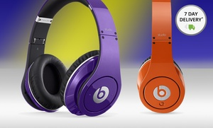 Beats By Dr. Dre - Beats Studio Headphones. Multiple Colors Available. Free Returns.