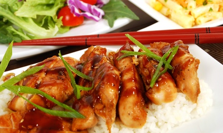 Japanese Cuisine for Two or Four at Sarku Japan – St. Paul (Up to 45% Off)