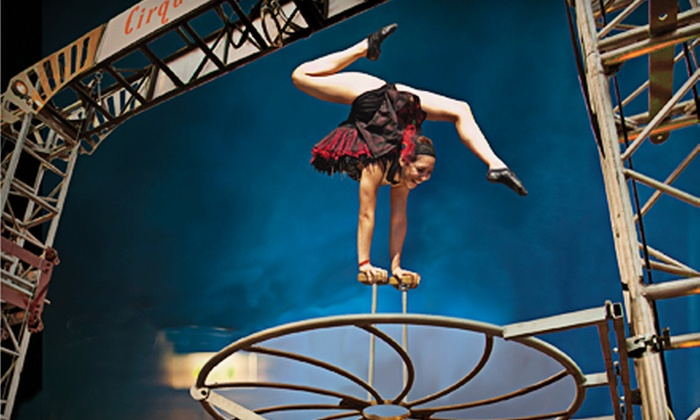 "Grand Rapids Symphony presents ""Cirque Mechanics"" - Belknap Lookout: Grand Rapids Symphony Presents ""Cirque Mechanics"" at DeVos Performance Hall on Saturday, April 20 (Up to 51% Off)"