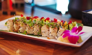 Sushi Dinner For Two Or Four At Zento Contemporary Japanese Cuisine (up To 51% Off)