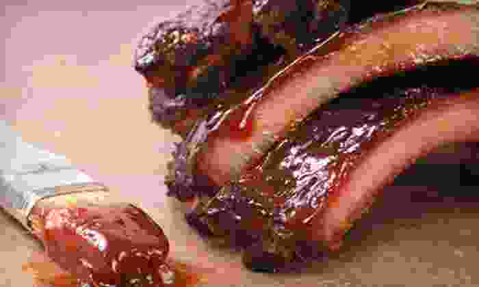 Chicago Ribs - Huntington Beach: $20 for $40 Worth of Barbecue at Chicago Ribs