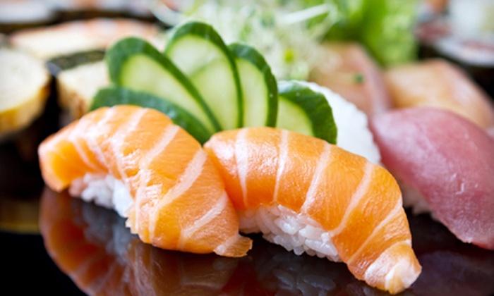 Aji Japanese Restaurant - Minnetonka - Hopkins: $45 for a Prix Fixe Japanese Meal on Weekends or Weekdays at Aji Japanese Restaurant ($90 Value)