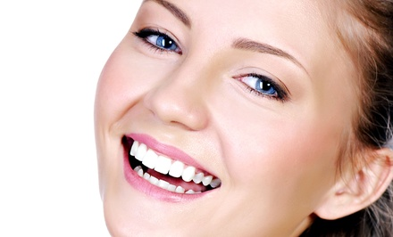 30 or 60 Minute Organic Teeth-Whitening Session at Simply White (Up to 58% Off)