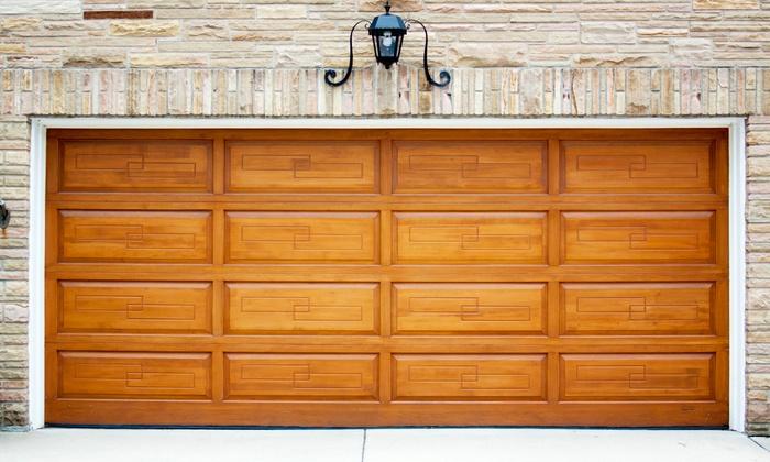Cali Garage Doors - San Francisco: $45 for Garage-Door Repair from Cali Garage Doors ($100 Value)