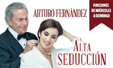 Entrada para 'Alta Seducción' del 5 al 20 de mayo desde 17 € en Teatro Amaya