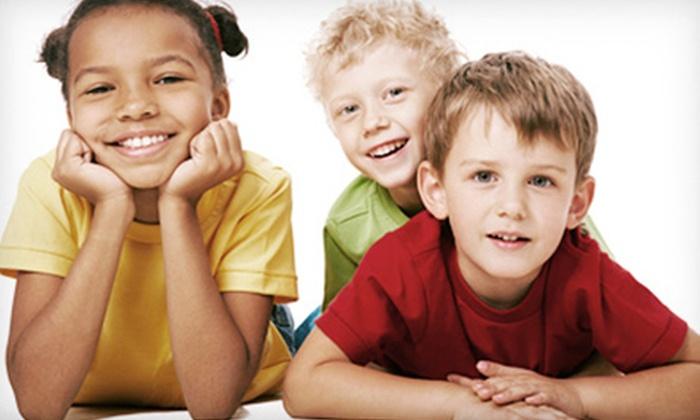 FitPlex - Warner Robins: 5 Kids' Fitness Classes or 10 or 20 Adult Fitness Classes at FitPlex (Up to 57% Off)