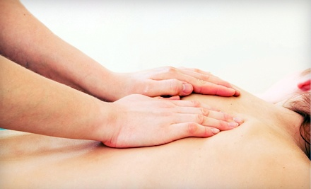 One-Hour Deep-Tissue Massage (a $90 value) - Wellness Solutions Chiropractic  in Plano
