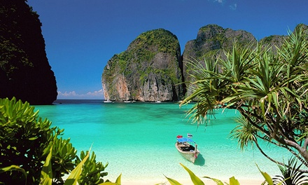 Phuket: 3, 5 or 7 Nights For Two or Four With Breakfast at Two Villa Holiday
