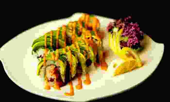 Sushi Omakase - Gilroy: Sake Flight and Sushi for Two or Four at Sushi Omakase (Up to 56% Off)