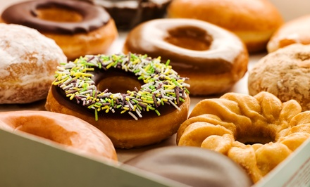 Two Dozen Donuts, or Two Groupons, Each Good for One Dozen Donuts at Simply Splendid Donuts & Kolaches (46% Off)
