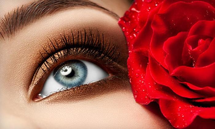 Kazeema Hair Studio - Riversdale: Cluster or Individual Eyelash Extensions or Fills at Kazeema Hair Studio (Up to 53% Off)