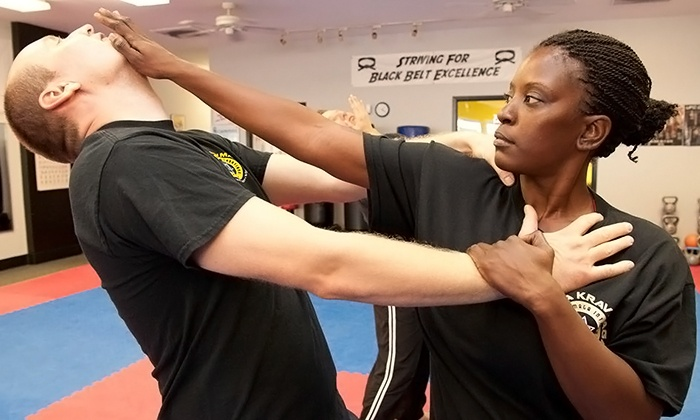 MBD Martial Arts Academy - Arlington Heights: 5 or 10 Krav Maga Classes or One Month of Unlimited Training at MBD Martial Arts Academy (Up to 64% Off)
