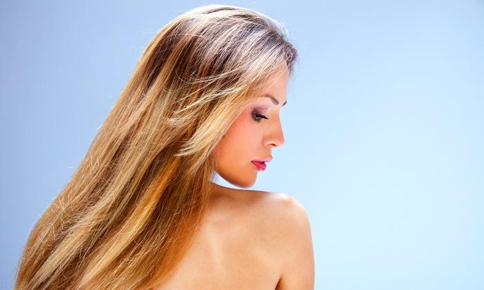 Pelo Pelo Hair Salon - Kew Gardens: $40 for $80 for Haircut, Wash, conditioning treatment, and  blowdry— Pelo Pelo Hair Salon