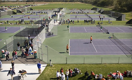 6-Week Adult Beginner Adult Tennis Class: Mar. 20May 1, held on Tues. from 8PM to 9:30PM (a $120 value) - Nebraska Tennis Academy in Lincoln