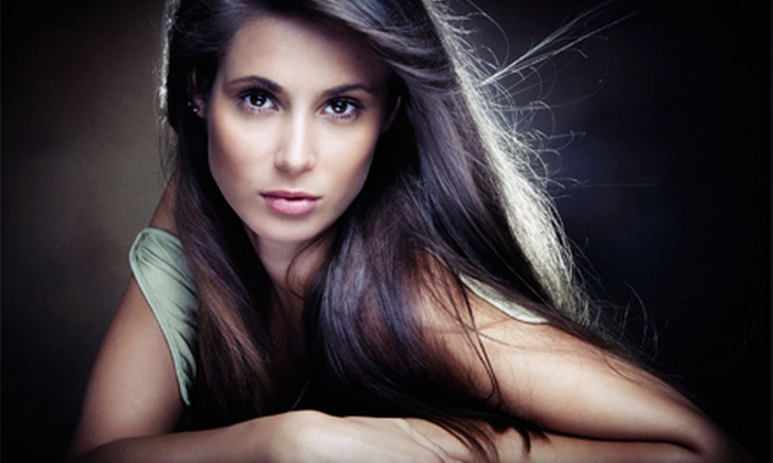 Your Moda Salon - Golden Gate Park: Express or Full Keratin Treatment or Brazilian Blowout at Your Moda Salon (Up to 68% Off)