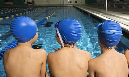 Four Weeks of Swim Lessons from KISO Swim School (43% Off)