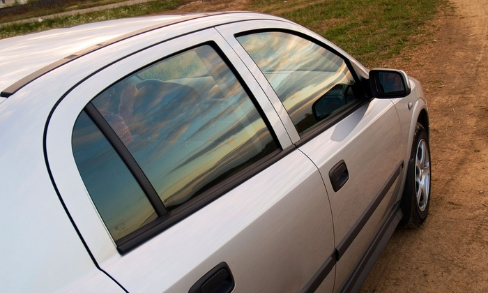 MoonShadow Window Tinting - Lake Highlands store: 3M Car Window Tinting for Two Doors, One Full Car, or Two Full Cars at MoonShadow Window Tinting (Up to 63% Off)