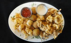 River City Seafood and Grill: $30 for $50 Worth of Seafood and Cajun Cuisine at River City Seafood and Grill