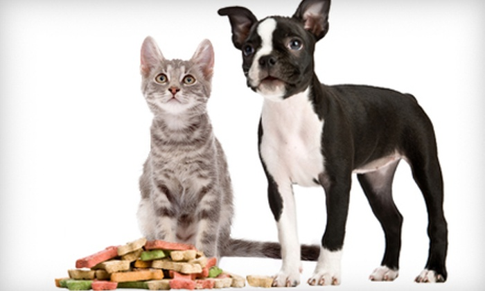 PetFlow.com: $15 for $30 Worth of Pet Food, Toys, and Accessories from PetFlow.com