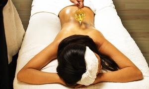 Ayurveda Praxis: 90 Minuten ayurvedisches Beauty- und Wellness-Paket, 1 oder 2 Anwendungen, in der Ayurveda Praxis (56% sparen*)