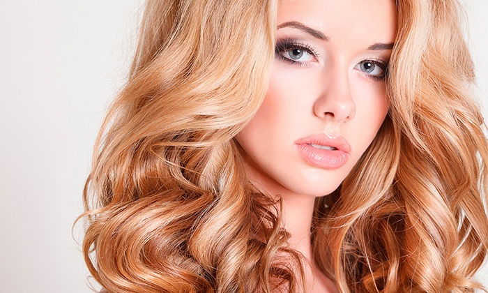 Glam Unlimited Style Studio - West Arlington: $70 for a Makeover and Photo Shoot with Five Digital Images at Glam Unlimited Style Studio ($150 Value)