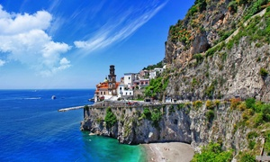 ✈ 8- or 10-Day Vacation in Italy with Air from Great Value Vacation at Italy Vacation with Hotel and Air from Great Value Vacations, plus 6.0% Cash Back from Ebates.