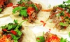 Up to 48% Off a Fusion Meal at Si Fu