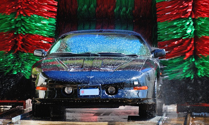 Walker Carwash, Inc. - Walker: $19 for Three Ultimate Car Washes at Walker Carwash, Inc. ($39 Value)