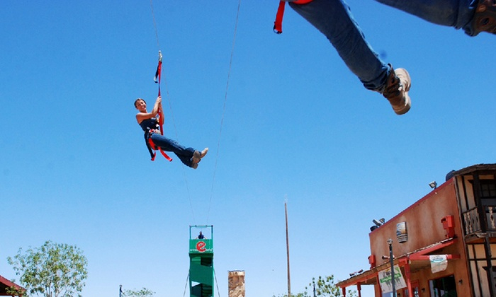 Rawhide - Chandler: Combo Pass for One, Two, or Four to Rawhide (Up to 60% Off)