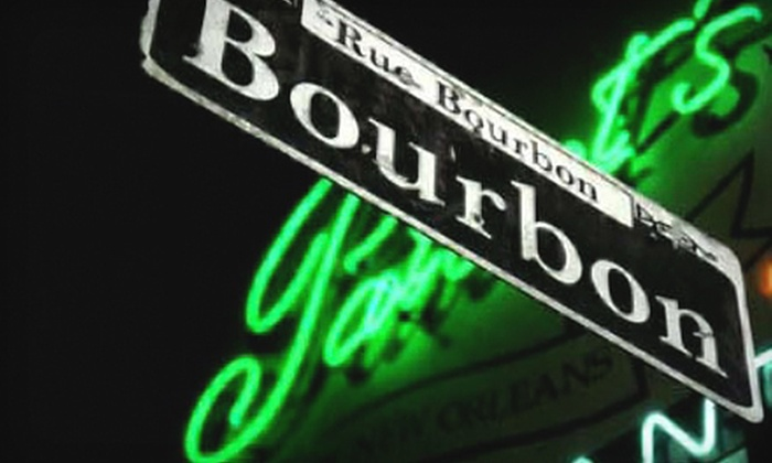 Southern Style Tours - Multiple Locations: Bourbon Street Walking Tour or a Minibus City Tour for One or Two from Southern Style Tours (Up to 57% Off)