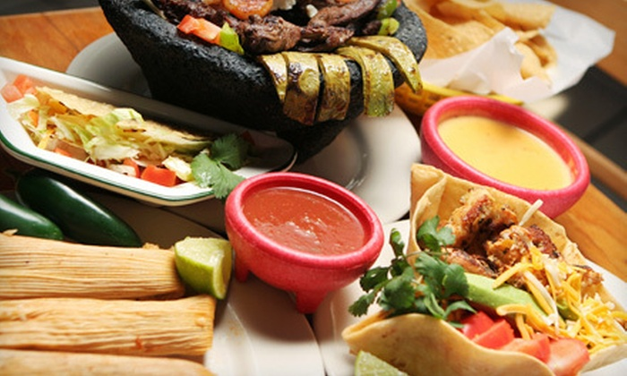 Viva Tequila Mexican Restaurant - Mason: Mexican Cuisine for Lunch or Dinner at Viva Tequila Mexican Restaurant (Half Off)