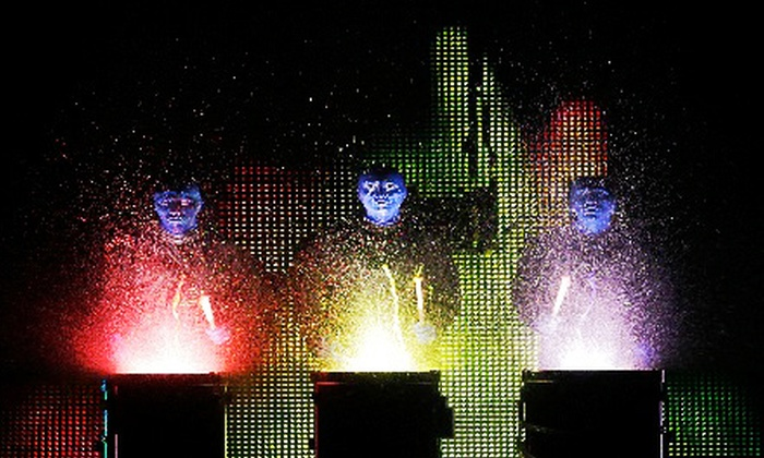 Blue Man Group - Caesars Atlantic City: Blue Man Group at Maximus Theater at Caesars Atlantic City, Select Dates August 24–30 (Up to 49% Off)