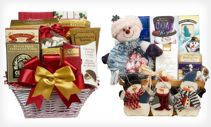 Art of Appreciation Seasonal Gift Baskets: $15 for an Art of Appreciation Seasonal Gift Basket ($49.99 List Price). Three Options Available. Free Shipping.