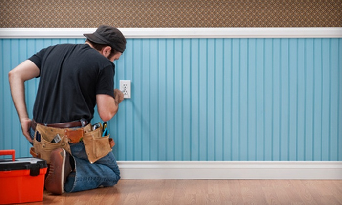 Handyman Connection - St Louis: Handyman Services from Handyman Connection (Up to 57% Off). Two Options Available.