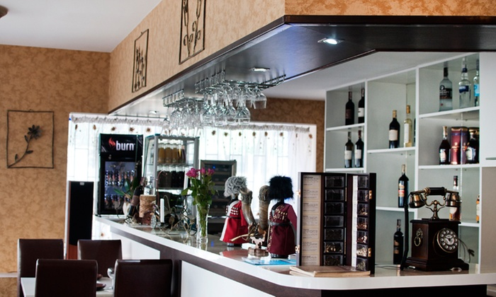 Kuchnia Gruzinska I Ormianska Restauracja Granat Groupon