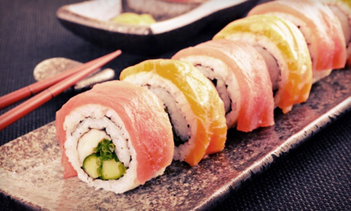 Sushi Gin Japanese Cuisine & Sushi Bar - Overland Park: $15 for $30 Worth of Japanese Dinner at Sushi Gin Japanese Cuisine & Sushi Bar. Two Options Available.