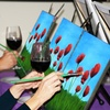 Up to 51% Off Painting Event from Paints Uncorked