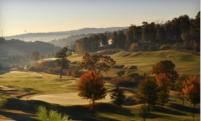 Thousand Hills Golf Course - Branson: 18-Hole Round of Golf for Two or Four with Cart Rental at Thousand Hills Golf Course (Up to 58% Off)