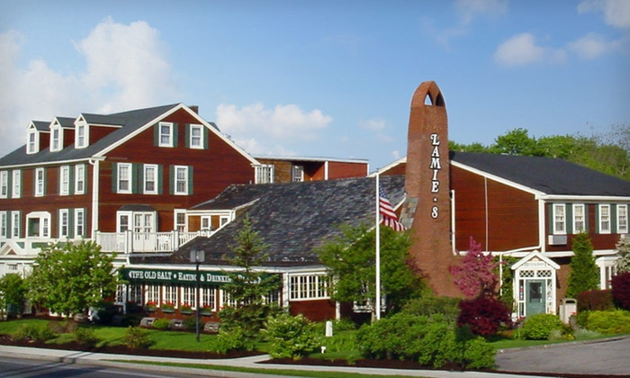 null - Hartford: Stay, with Dates Through May, at Lamie's Inn in Hampton, NH