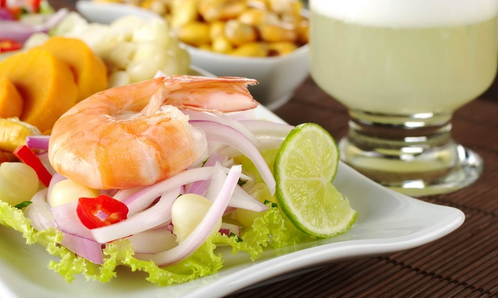 Pisco Sour Piolyn Jr. - East Hartford: $18 for $35 Worth of Peruvian Chifa Cuisine at Pisco Sour Piolyn Jr.