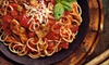 Uncle Frank's Italian Restaurant - Largo: $12 for $25 Worth of Italian Cuisine at Uncle Frank's Italian Restaurant