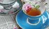 Cauley Square Tea Room - Cauley Square Village : $37 for a Tea Party for Two at Cauley Square Tea Room ($75.98 Value)
