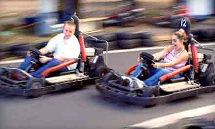 Rockwood Gokart Track - Rockwood Go Karts: $10 for Four Go-Kart Rides at Rockwood Gokart Track (Up to $20 Value)