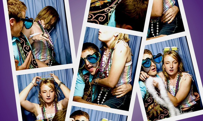 My Fantastic Event - Los Angeles: Two- or Three-Hour Photo-Booth Rental with Props and Unlimited Prints from My Fantastic Event (Up to 57% Off)