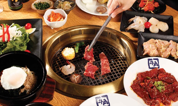Gyu-Kaku - Multiple Locations: $15 for $30 Worth of Japanese Barbecue at Gyu-Kaku