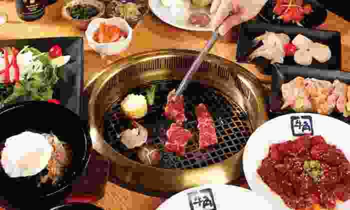 Gyu-Kaku - Multiple Locations: $15 for $30 Worth of Japanese Barbecue at Gyu-Kaku