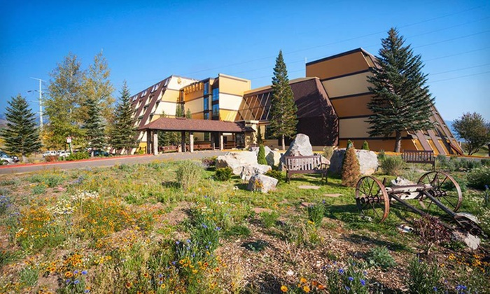 null - Denver: Stay at Legacy Vacation Club Steamboat Springs –Hilltop in Steamboat Springs, CO