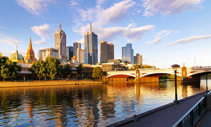 Australia Vacation With Airfare In Melbourne Groupon