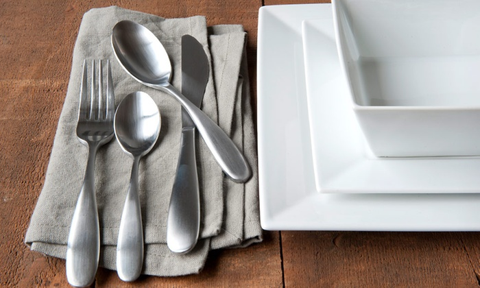 Towle Living 20-Piece Forged Flatware Set: $29.99 for a Towle Living 20-Piece Forged Flatware Set (Up to $105 List Price). 4 Styles. Free Shipping and Returns.